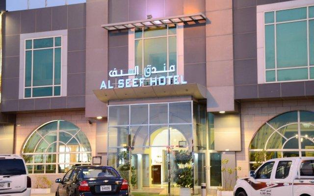 Отель Al Seef Hotel ОАЭ, Шарджа - 3 отзыва об отеле, цены и фото номеров - забронировать отель Al Seef Hotel онлайн вид на фасад