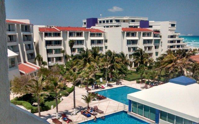 Отель Sol y mar Condo балкон