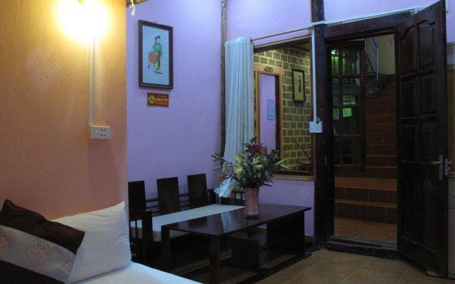Sapa Hostel Шапа комната для гостей
