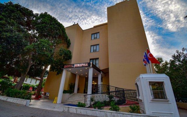 Juniper Hotel - All Inclusive вид на фасад
