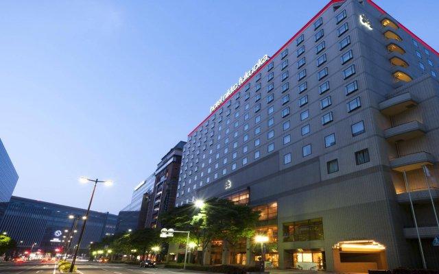 Hotel Nikko Fukuoka Хаката вид на фасад