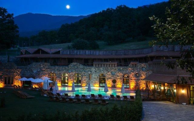 Gazelle Resort & Spa Турция, Болу - отзывы, цены и фото номеров - забронировать отель Gazelle Resort & Spa онлайн вид на фасад