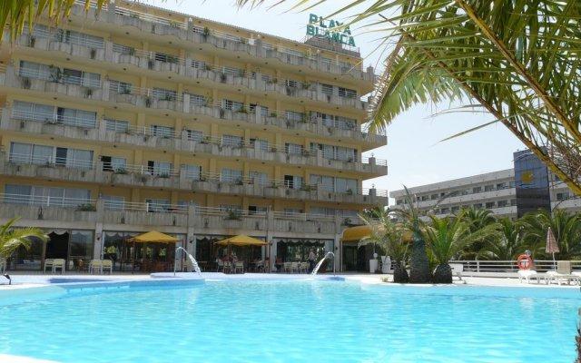 Hotel Playa Blanca бассейн