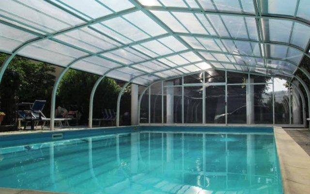 Отель Terme Belvedere Италия, Абано-Терме - отзывы, цены и фото номеров - забронировать отель Terme Belvedere онлайн бассейн