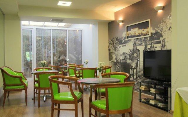Отель Attalos Hotel Греция, Афины - отзывы, цены и фото номеров - забронировать отель Attalos Hotel онлайн вид на фасад