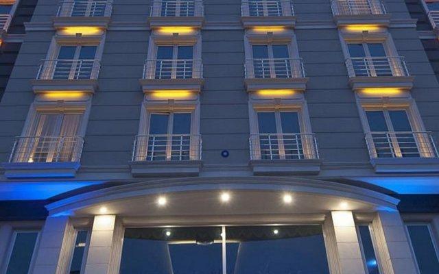 Tuğcu Hotel Select Турция, Бурса - отзывы, цены и фото номеров - забронировать отель Tuğcu Hotel Select онлайн вид на фасад