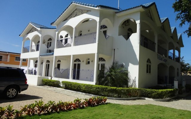 Апартаменты Apartment With 2 Bedrooms in Boca Chica, With Pool Access, Furnished T вид на фасад