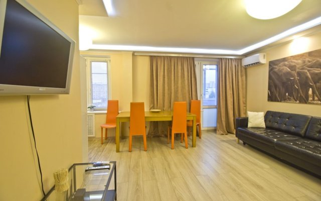 Гостиница Lakshmi 1905 Apartment в Москве отзывы, цены и фото номеров - забронировать гостиницу Lakshmi 1905 Apartment онлайн Москва комната для гостей
