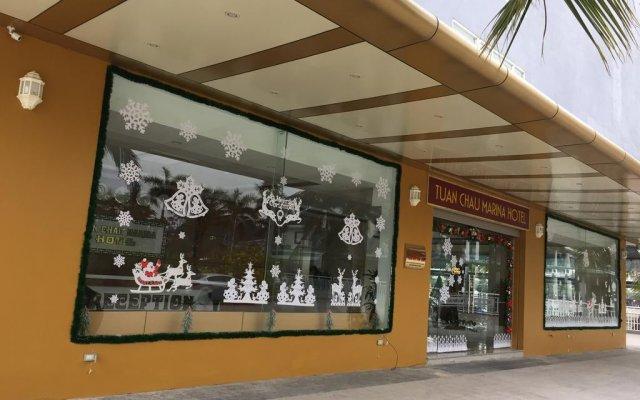 Tuan Chau Marina Hotel вид на фасад