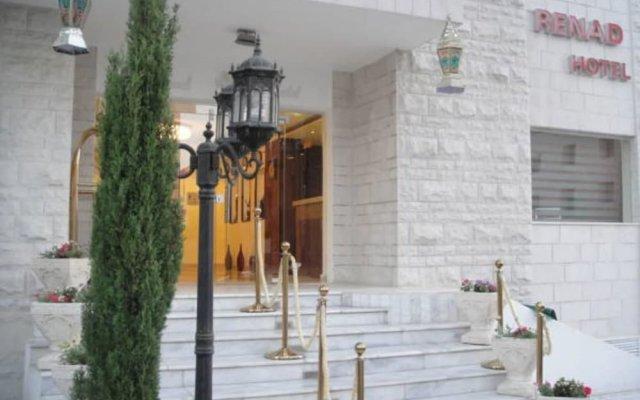 Отель Renad Hotel Иордания, Амман - отзывы, цены и фото номеров - забронировать отель Renad Hotel онлайн вид на фасад