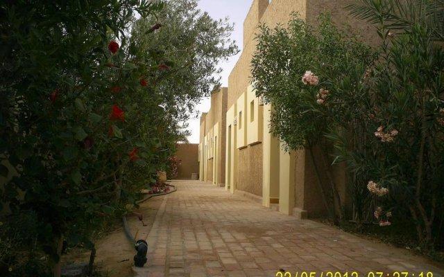 Отель Dar El Janoub Марокко, Мерзуга - отзывы, цены и фото номеров - забронировать отель Dar El Janoub онлайн вид на фасад