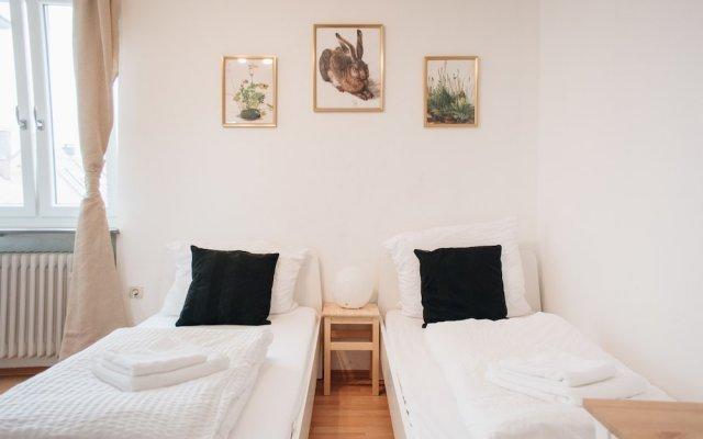 Отель Apollo Apartments Германия, Нюрнберг - отзывы, цены и фото номеров - забронировать отель Apollo Apartments онлайн