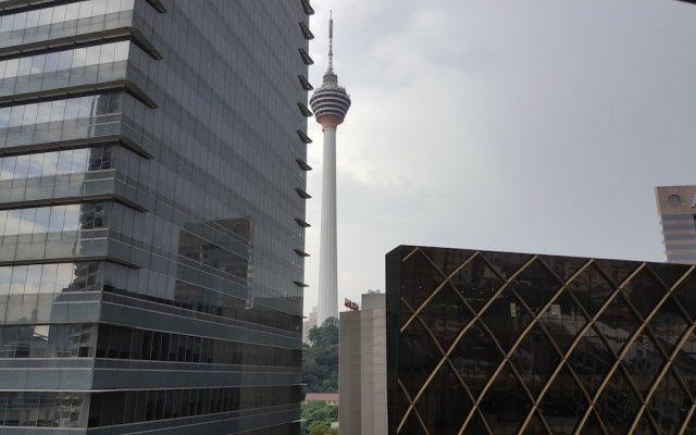 Отель Maytower Hotel & Serviced Apartment Малайзия, Куала-Лумпур - 1 отзыв об отеле, цены и фото номеров - забронировать отель Maytower Hotel & Serviced Apartment онлайн вид на фасад