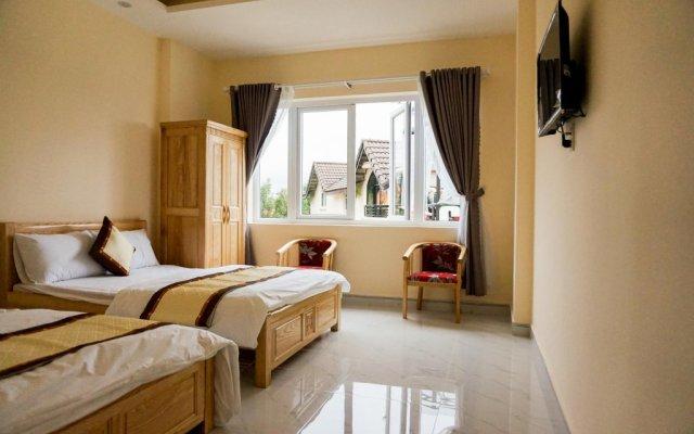 Tuan Kiet Hotel Далат комната для гостей