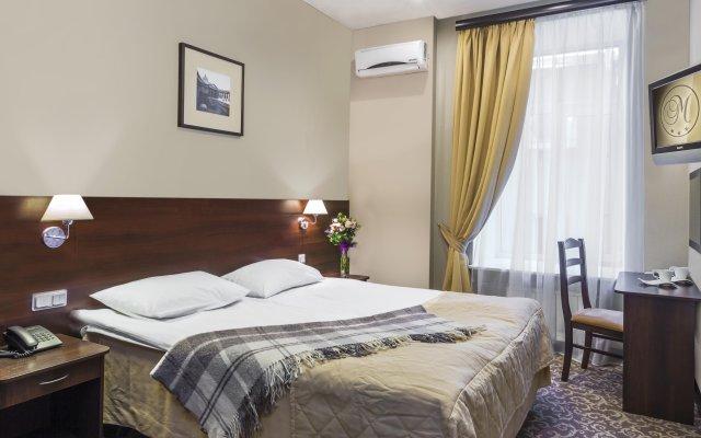 М-Отель Санкт-Петербург комната для гостей