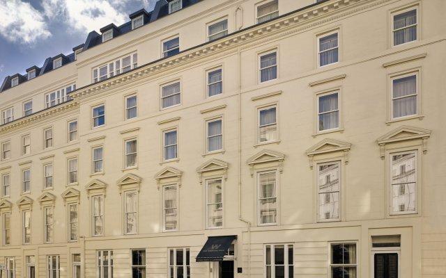 Отель The Westbourne Hyde Park вид на фасад