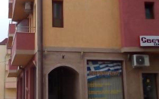 Отель Sveti Georgi Hotel Болгария, Сандански - отзывы, цены и фото номеров - забронировать отель Sveti Georgi Hotel онлайн вид на фасад