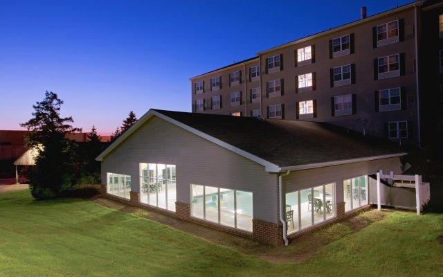Отель Country Inn & Suites by Radisson, Lancaster (Amish Country), PA вид на фасад