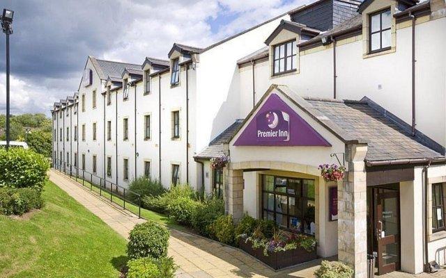 Отель Premier Inn Glasgow Bearsden Hotel Великобритания, Глазго - отзывы, цены и фото номеров - забронировать отель Premier Inn Glasgow Bearsden Hotel онлайн вид на фасад