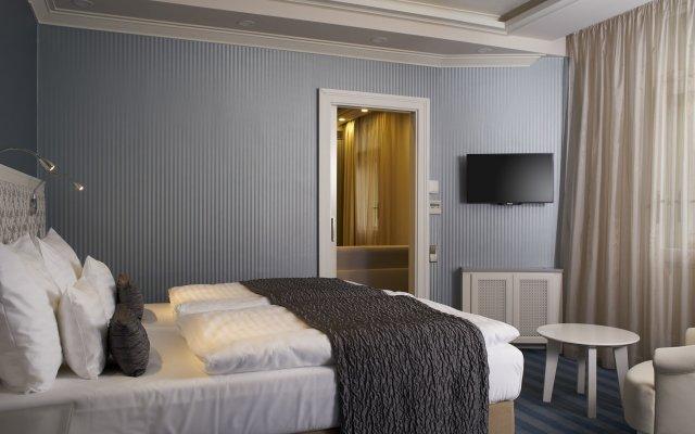 Отель Atlantic Palace Чехия, Карловы Вары - 1 отзыв об отеле, цены и фото номеров - забронировать отель Atlantic Palace онлайн комната для гостей