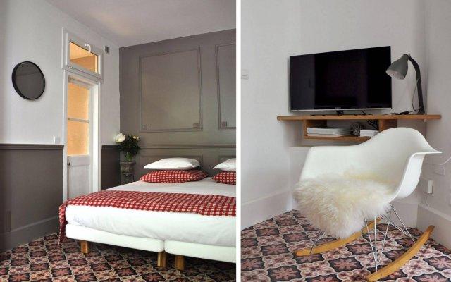 Отель Artisan Lofts Paris комната для гостей