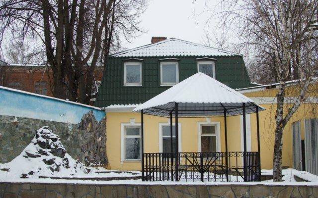 Hotel Zhemchuzhina вид на фасад