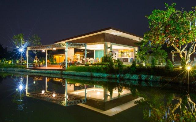 Отель Bua Tara Resort вид на фасад