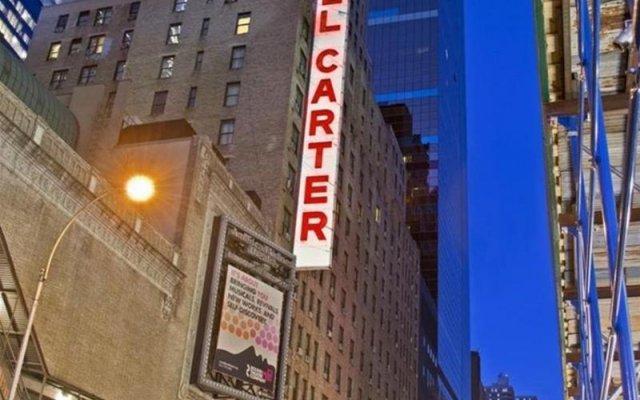 Отель The Carter Hotel США, Нью-Йорк - - забронировать отель The Carter Hotel, цены и фото номеров вид на фасад