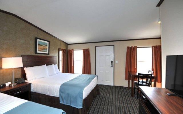 Instalodge Hotel And Suites комната для гостей