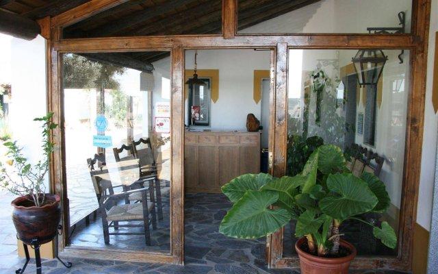 Отель Herdade Naveterra Rural Lodge & Spa вид на фасад