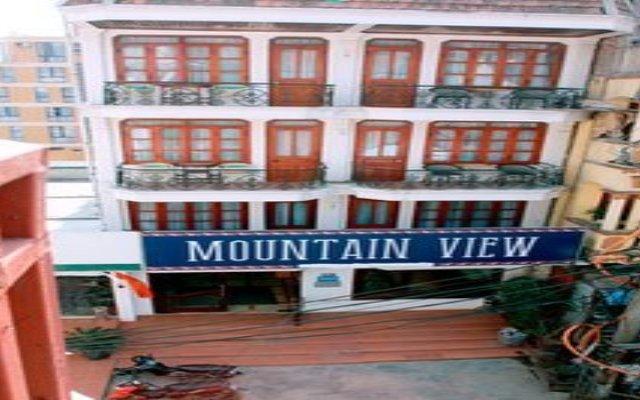 Отель Mountain View Шапа вид на фасад