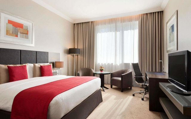 Ramada by Wyndham Abu Dhabi Downtown 1