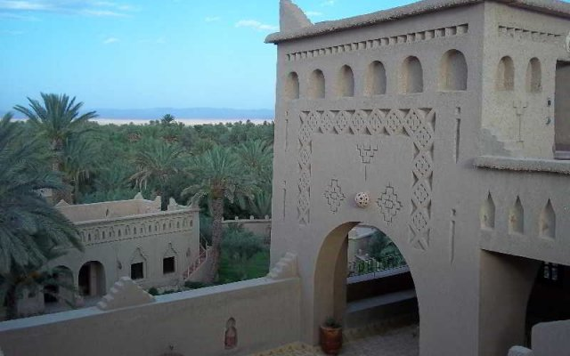 Отель Ksar Elkabbaba вид на фасад