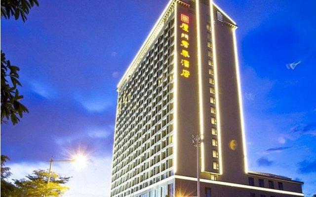 Отель Xiamen Juntai Hotel Китай, Сямынь - отзывы, цены и фото номеров - забронировать отель Xiamen Juntai Hotel онлайн вид на фасад
