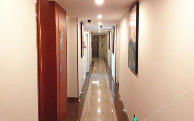 Отель Xiamen Xiang An Boutique Hotel Китай, Сямынь - отзывы, цены и фото номеров - забронировать отель Xiamen Xiang An Boutique Hotel онлайн интерьер отеля