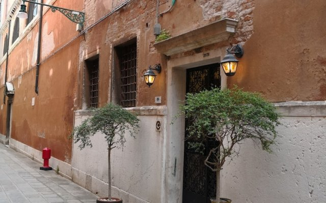 Отель Domus Ciliota Венеция вид на фасад