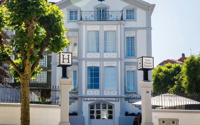 Отель Suite Home Pinares Испания, Сантандер - отзывы, цены и фото номеров - забронировать отель Suite Home Pinares онлайн вид на фасад