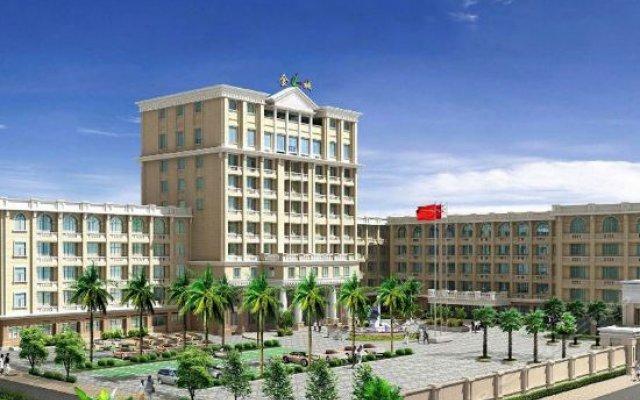 Jincheng Hotel вид на фасад