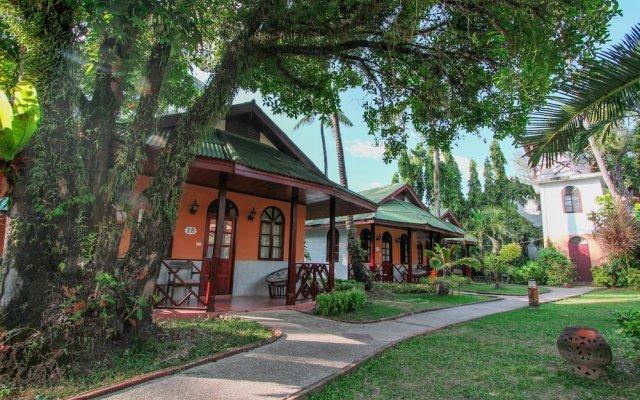 Отель ZEN Premium Chaloemprakiat Patong вид на фасад
