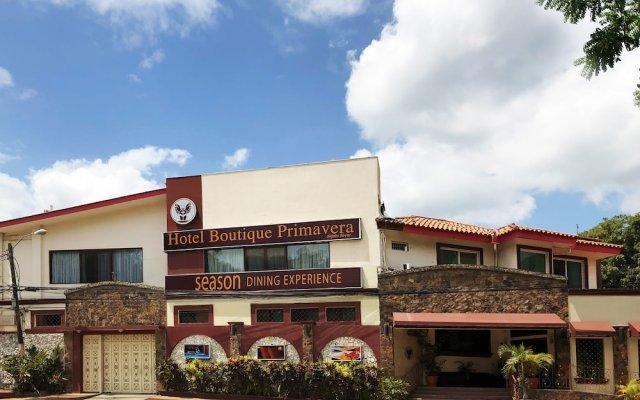 Hotel Boutique Primavera вид на фасад