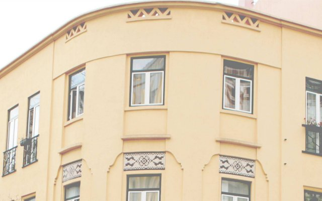 Отель Lisbon Dreams Guest House вид на фасад