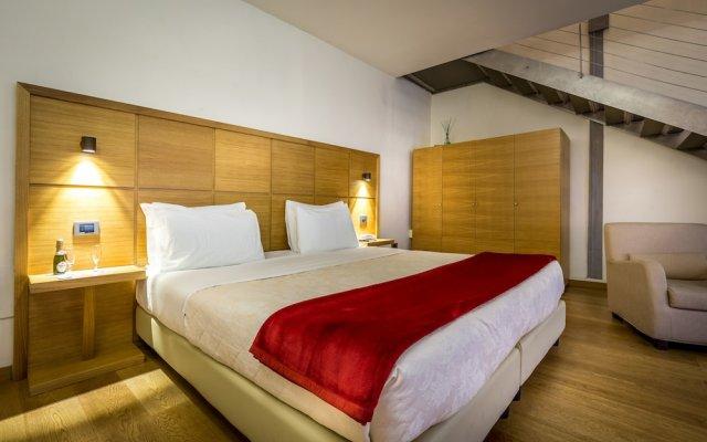 Отель Residenza d'epoca La Scaletta сейф в номере
