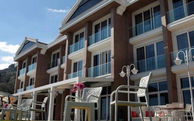 Rezone Health & Oxygen Hotel Турция, Алтынолук - отзывы, цены и фото номеров - забронировать отель Rezone Health & Oxygen Hotel онлайн вид на фасад