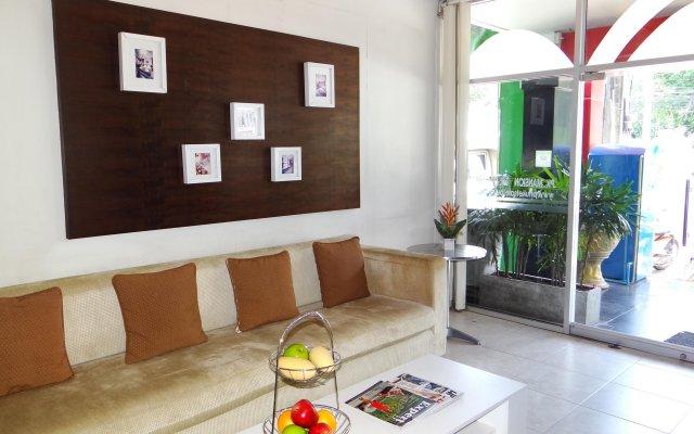 Отель Pk Mansion 2 Пхукет комната для гостей