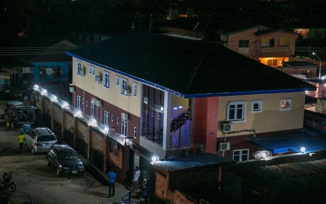 Neighbourhood Exquisite Resort and Hotel вид на фасад