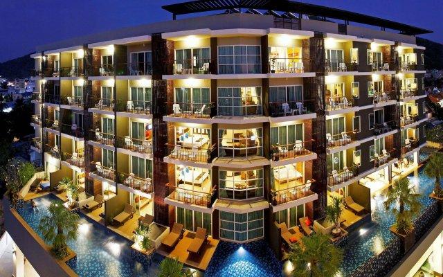 Andakira Hotel вид на фасад