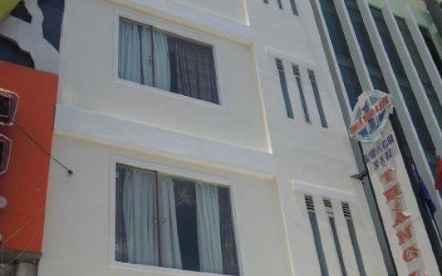 Thang Loi 2 Da Lat Hotel Далат вид на фасад