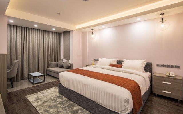 Maagiri Hotel Мале комната для гостей