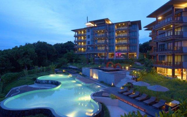 Отель ShaSa Resort & Residences, Koh Samui Таиланд, Самуи - отзывы, цены и фото номеров - забронировать отель ShaSa Resort & Residences, Koh Samui онлайн вид на фасад