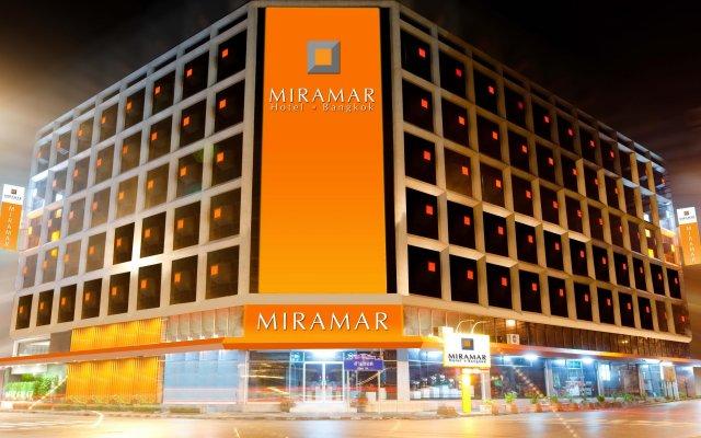 Отель Miramar Bangkok Бангкок вид на фасад